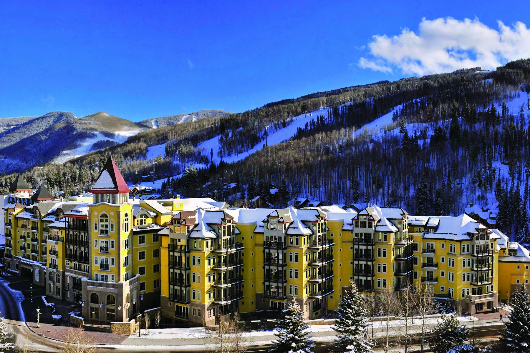 共管物業 為 出售 在 The Ritz-Carlton Residence R111 728 West Lionshead Cir #R-111 Lionshead, Vail, 科羅拉多州, 81657 美國