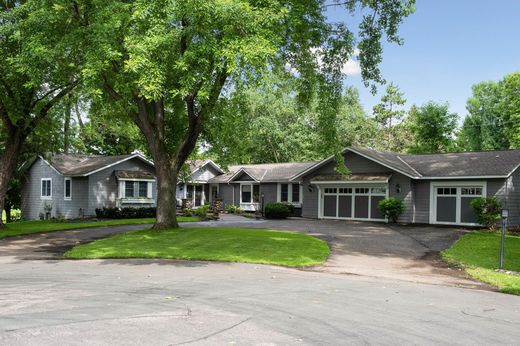 Single Family Homes for Sale at 100 Ferndale Green Orono, Minnesota 55391 United States