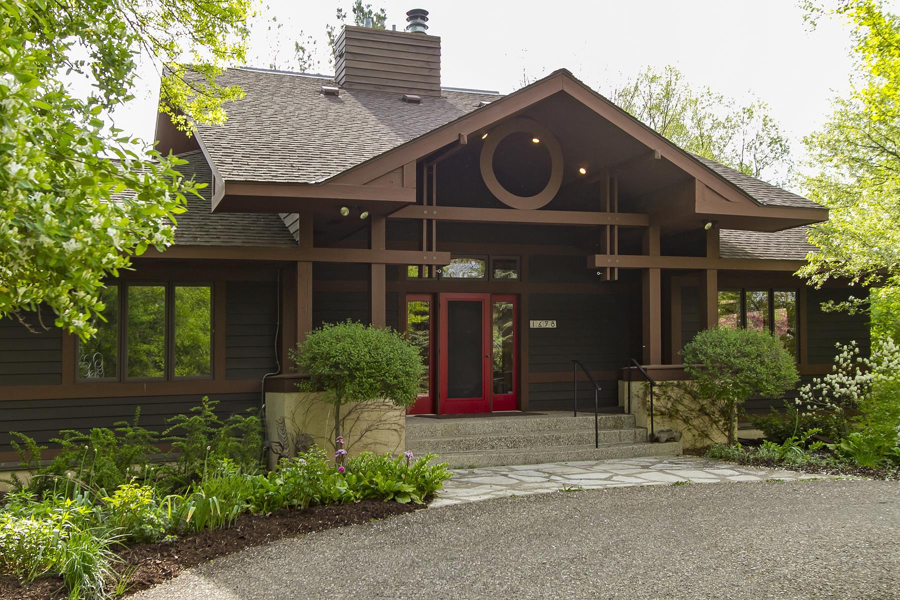 Maison unifamiliale pour l Vente à 1698 Dodd Road Mendota Heights, Minnesota, 55118 États-Unis