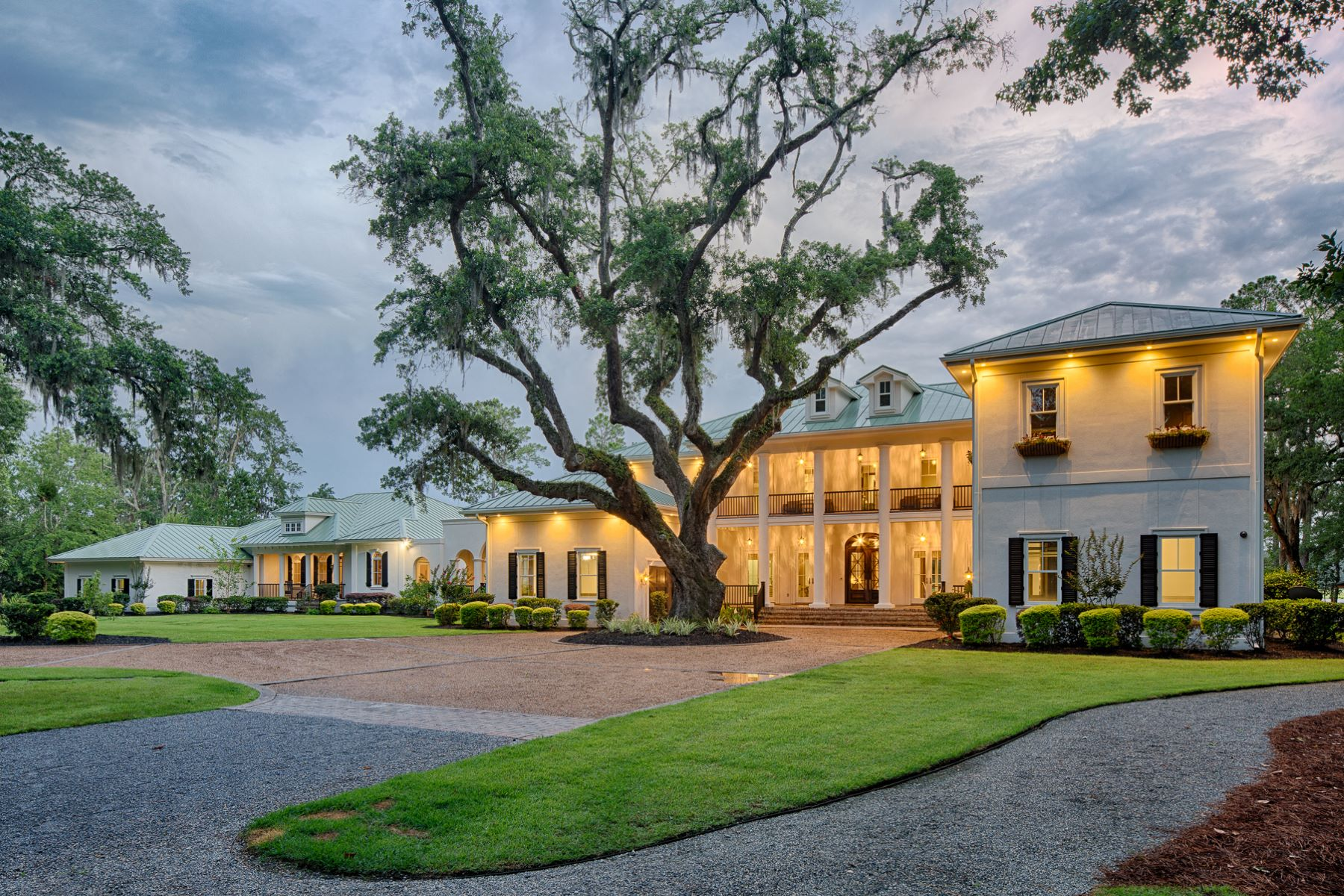 Single Family Homes για την Πώληση στο 135 Gascoigne Bluff Road, Bluffton, Νότια Καρολίνα 29910 Ηνωμένες Πολιτείες