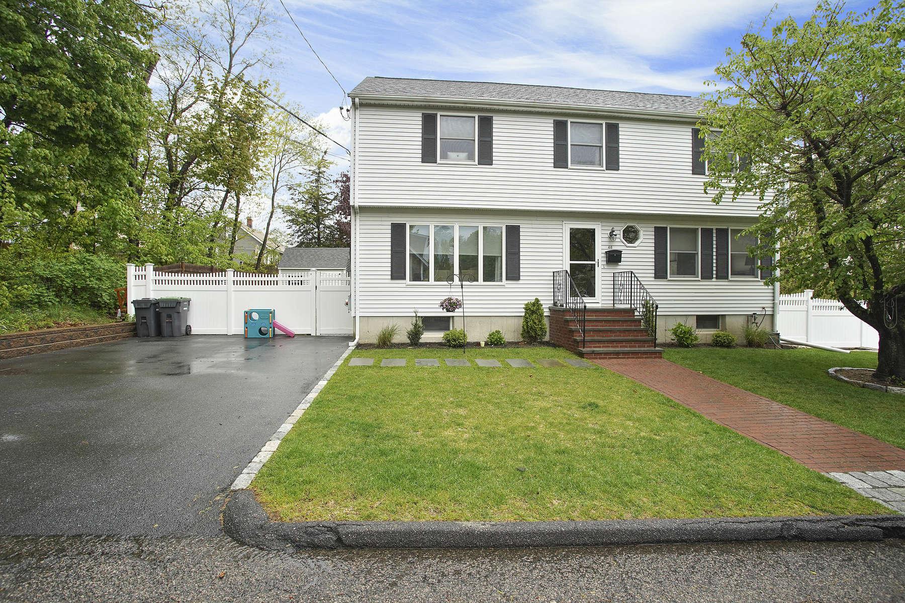 Single Family Homes for Active at 46 Corbett Ave, Dedham 46 Corbett Ave Dedham, Massachusetts 02026 United States