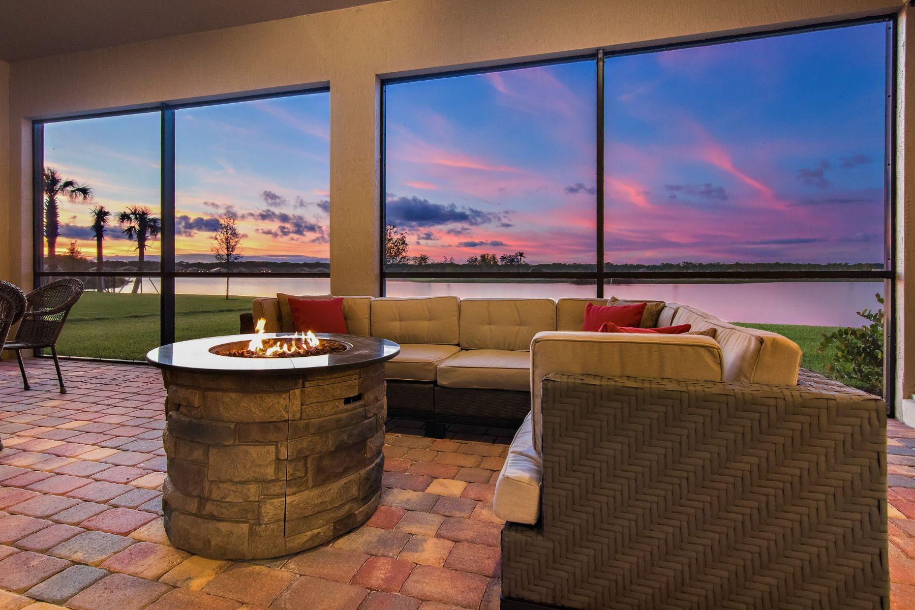 Частный односемейный дом для того Продажа на 225 Sonoma Isles Circle 225 S onoma Isles Circle, Jupiter, Флорида, 33478 Соединенные Штаты