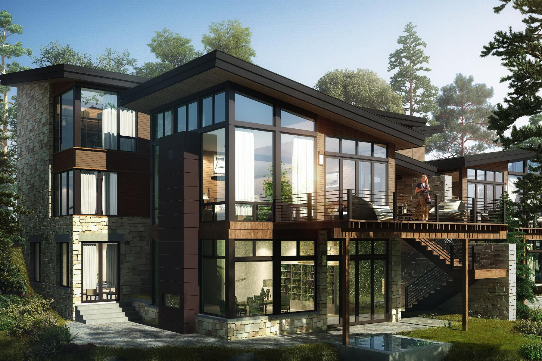 Duplex for Active at The future of East Vail architecture and design has arrived! 4273 Columbine Drive, #W Vail, Colorado 81657 United States