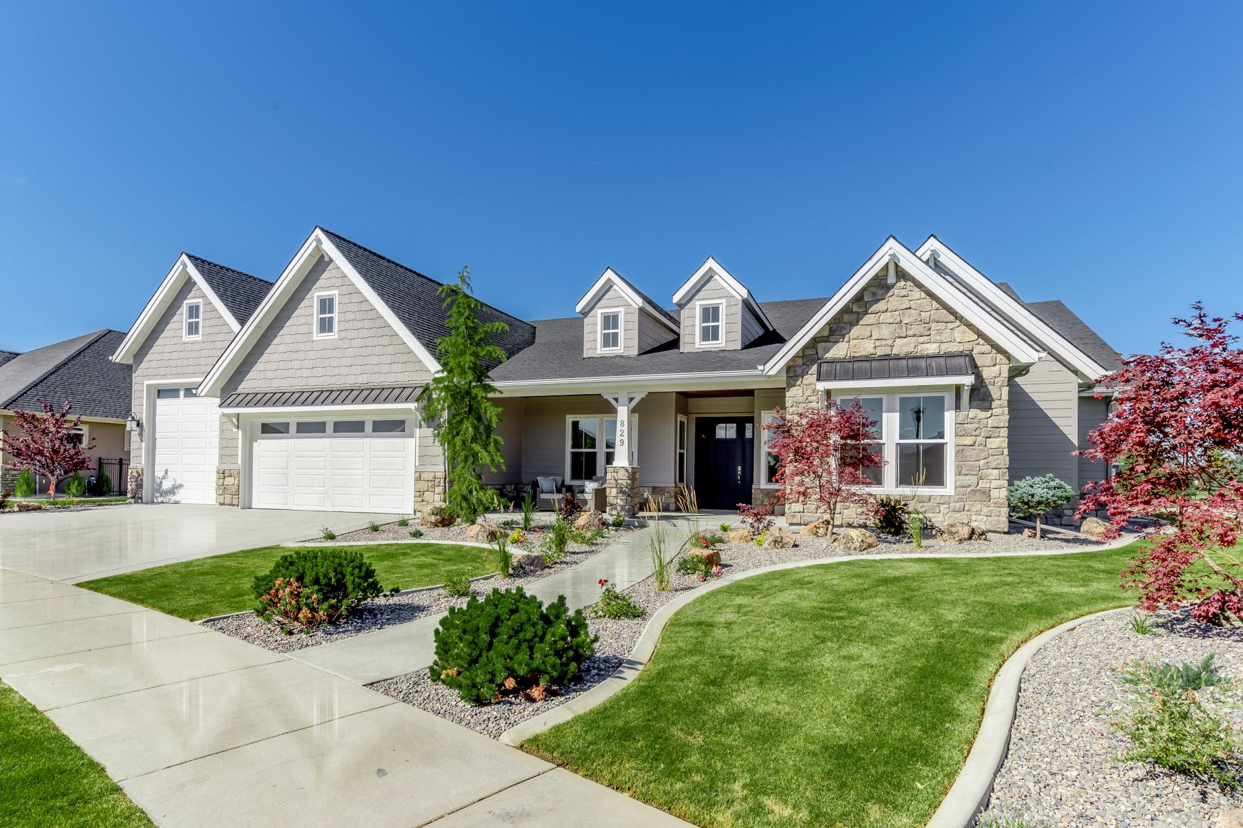 Single Family Homes for Sale at 4717 Salix Court, Meridian 4717 W Salix Ct Meridian, Idaho 83646 United States