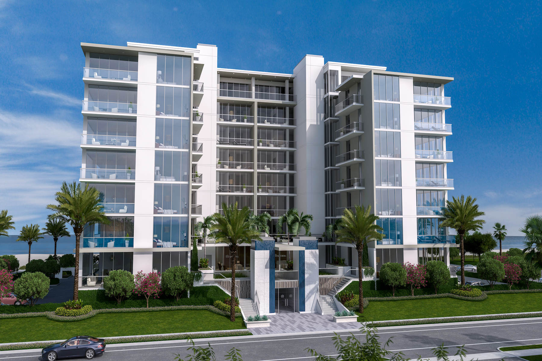 Condominiums for Sale at Pre-Constructed Condo with Ocean View 1401 1st Street S STE 304 Jacksonville Beach, Florida 32250 United States