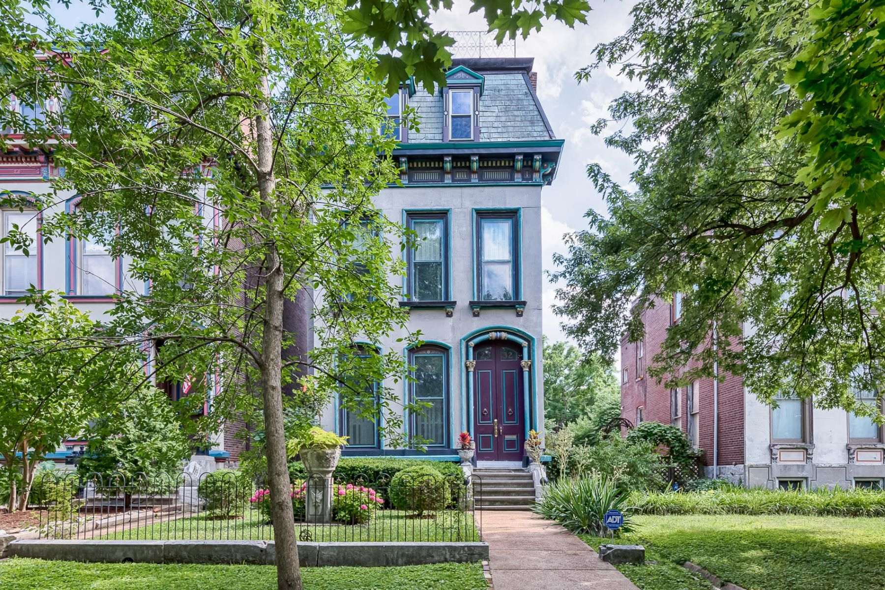 Single Family Home for Sale at Park Ave 2332 Park Ave St. Louis, Missouri 63104 United States