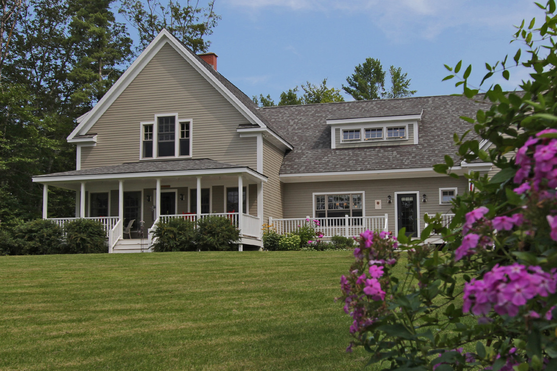 Single Family Home for Sale at 79 Fort Road Edgecomb, Maine 04556 United States