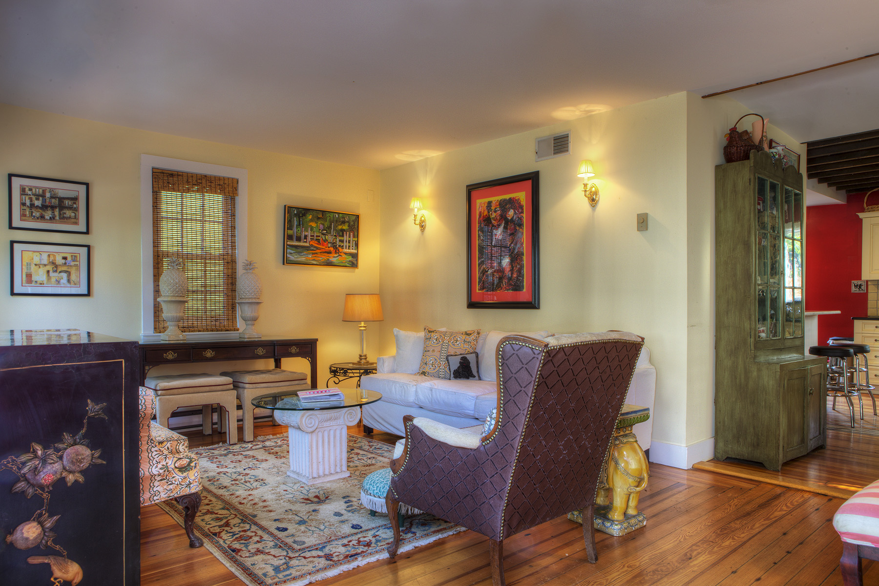 Additional photo for property listing at 'The D.S. Mayberry House' 36 Poplar Street Newport, Rhode Island 02871 United States