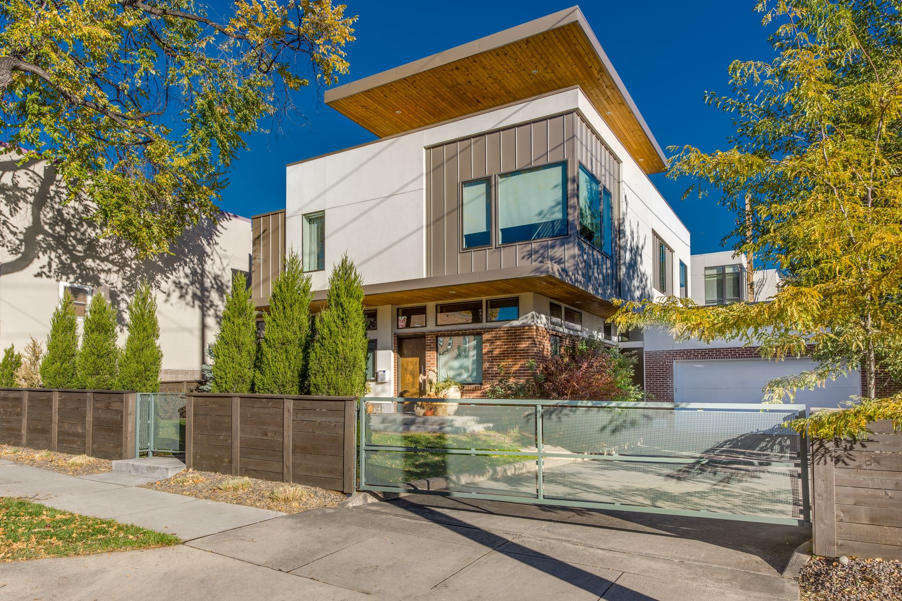 Single Family Home for Active at 2345 West 32nd Avenue 2345 W 32nd Ave Denver, Colorado 80211 United States