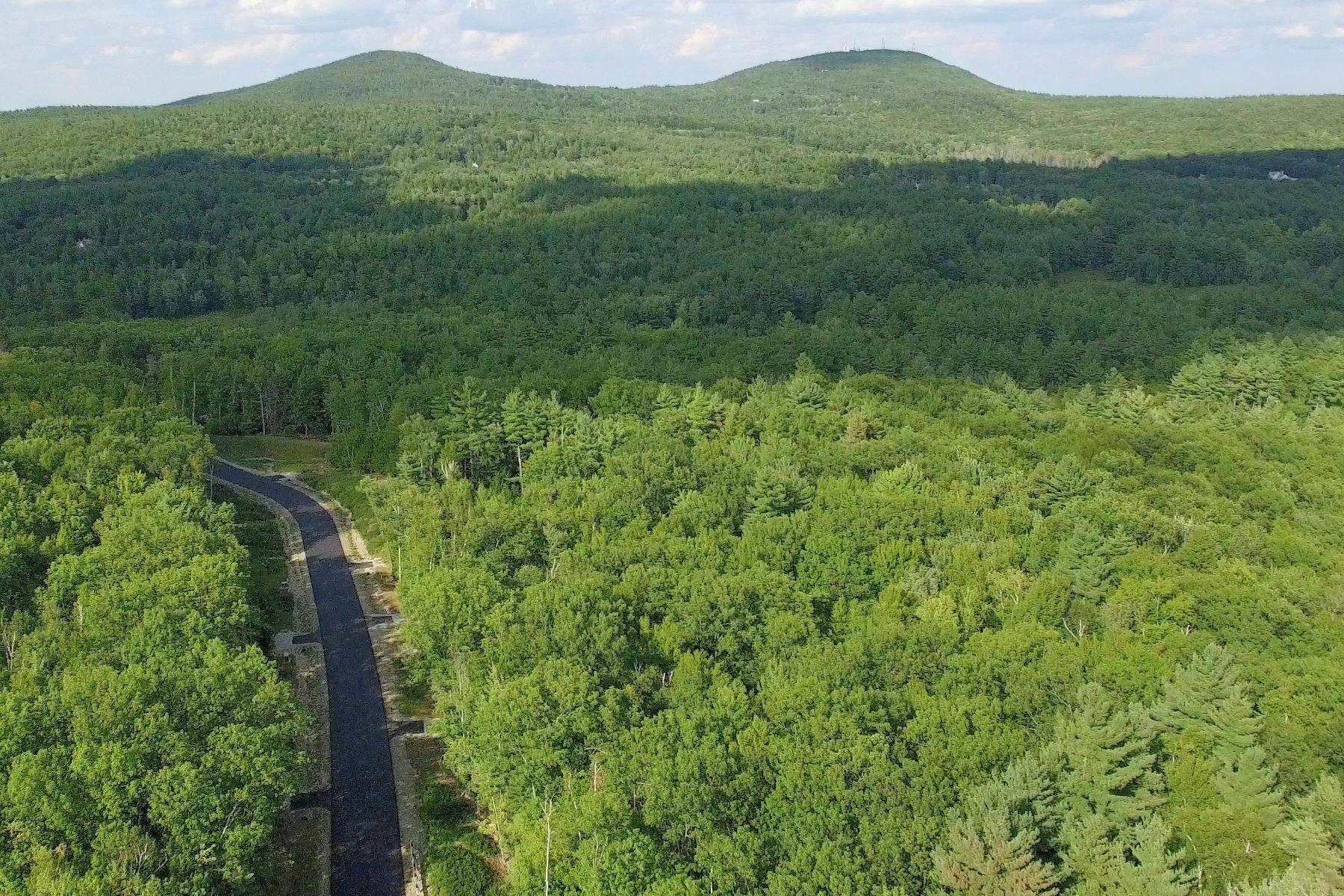 土地,用地 为 销售 在 89-18L Indian Falls Road New Boston, 新罕布什尔州 03070 美国