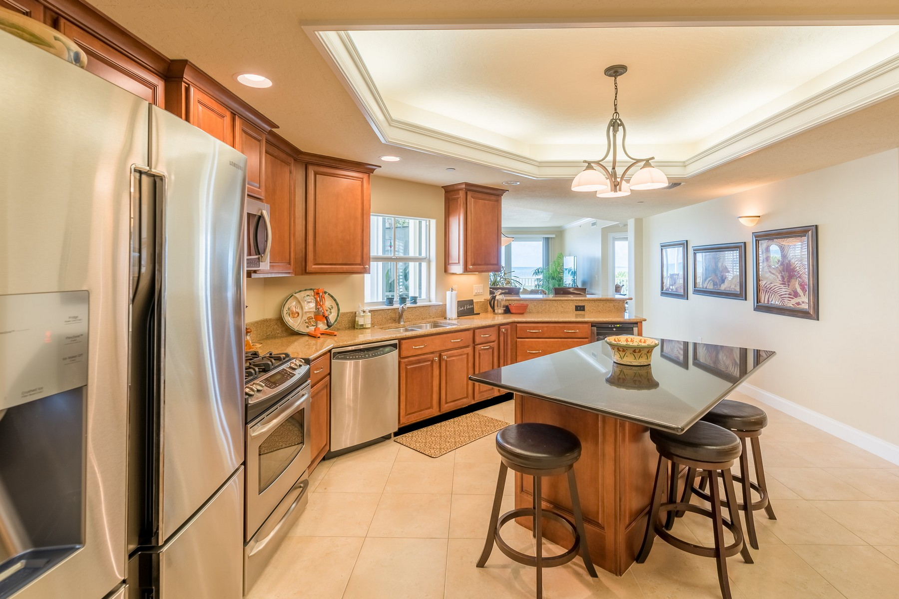 Additional photo for property listing at Beautiful Oceanfront Condo in Magnolia Key 605 S Miramar Ave #3201 Indialantic, Florida 32903 United States