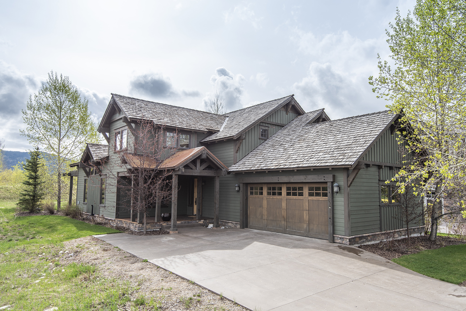 Single Family Home for Active at Well-Appointed Living in Teton Springs 45 Scott Dr Victor, Idaho 83455 United States
