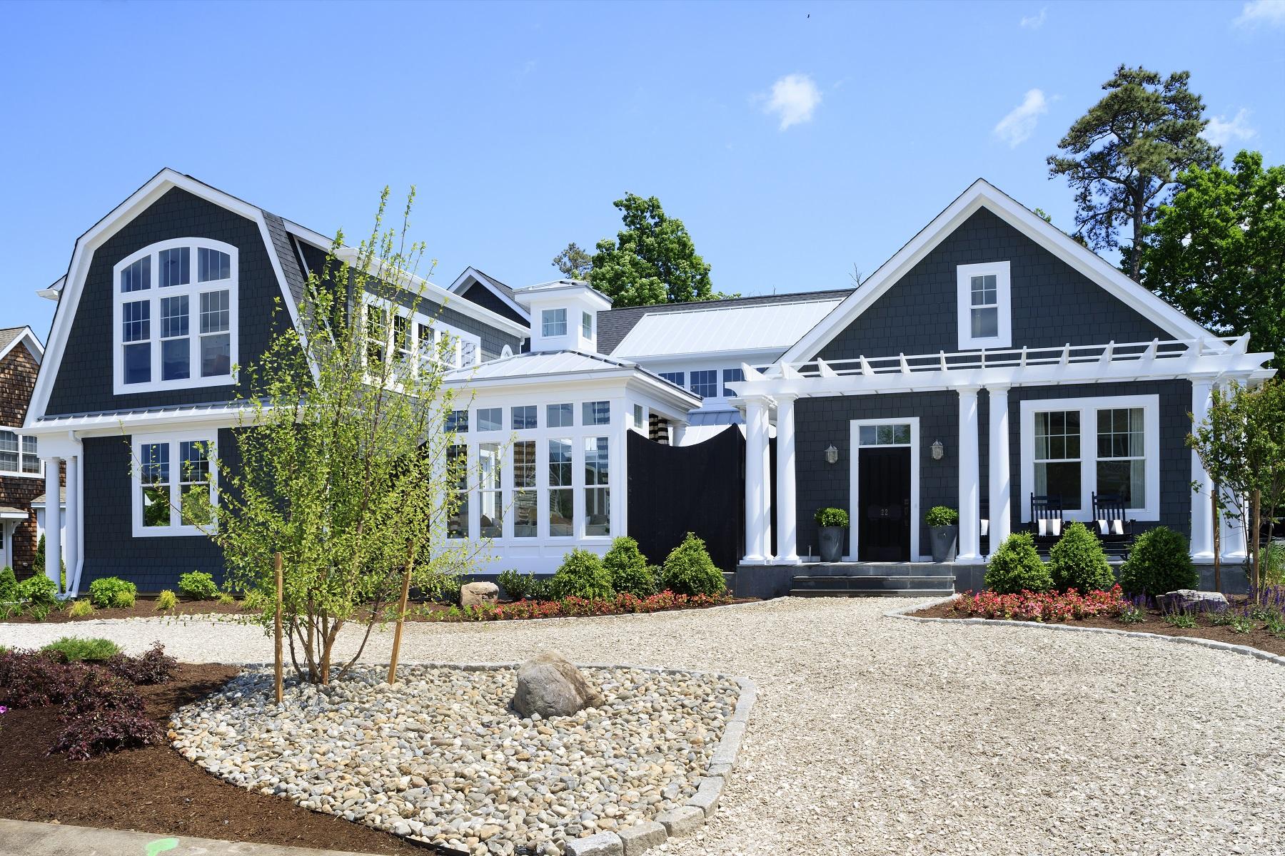 단독 가정 주택 용 매매 에 3 Winfield Farm Road Oxford, 메릴랜드, 21654 미국