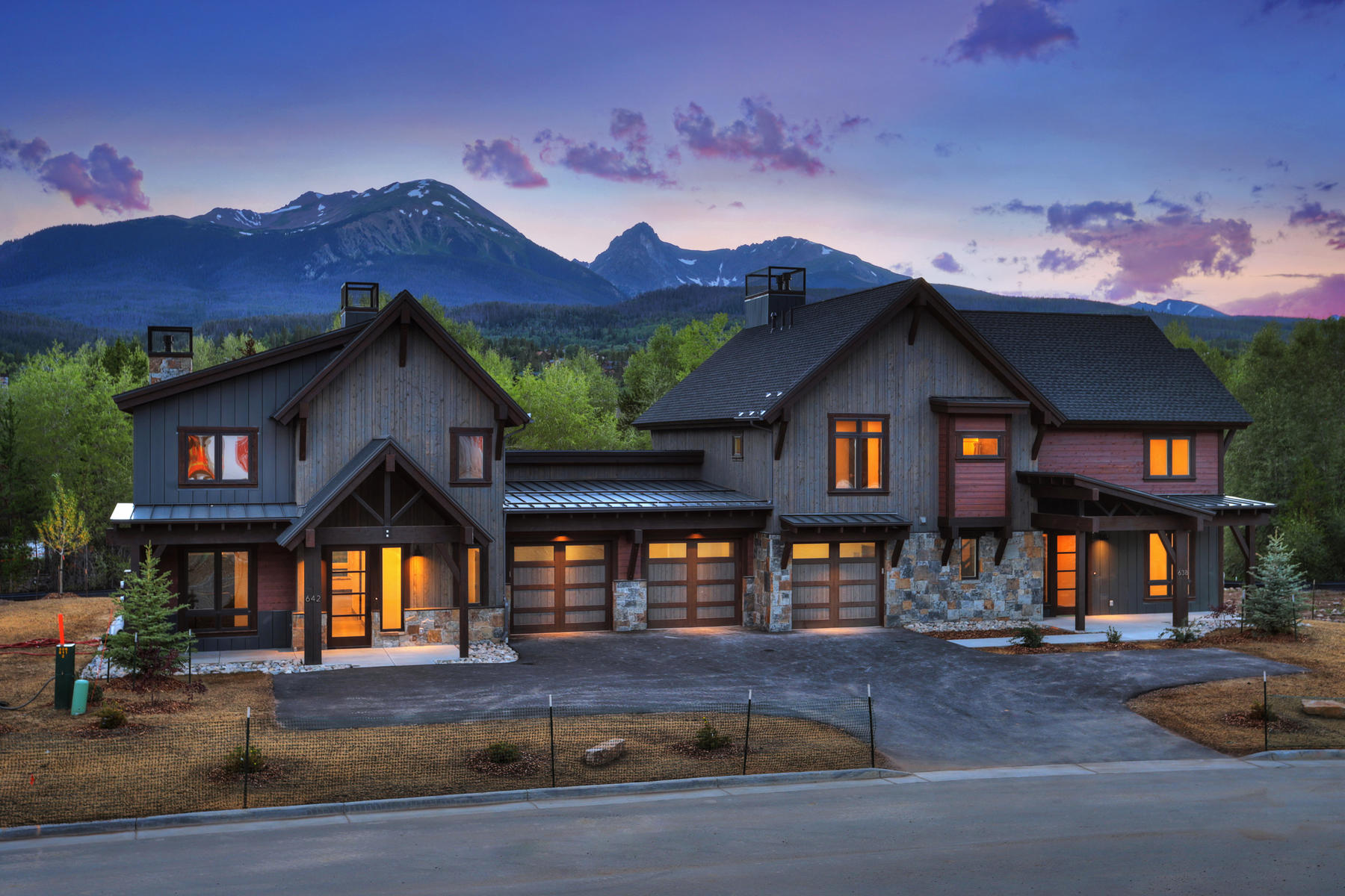 Duplex Homes for Sale at Lot 10 in Waters at Silver Trout 596 Fly Line Drive Silverthorne, Colorado 80498 United States