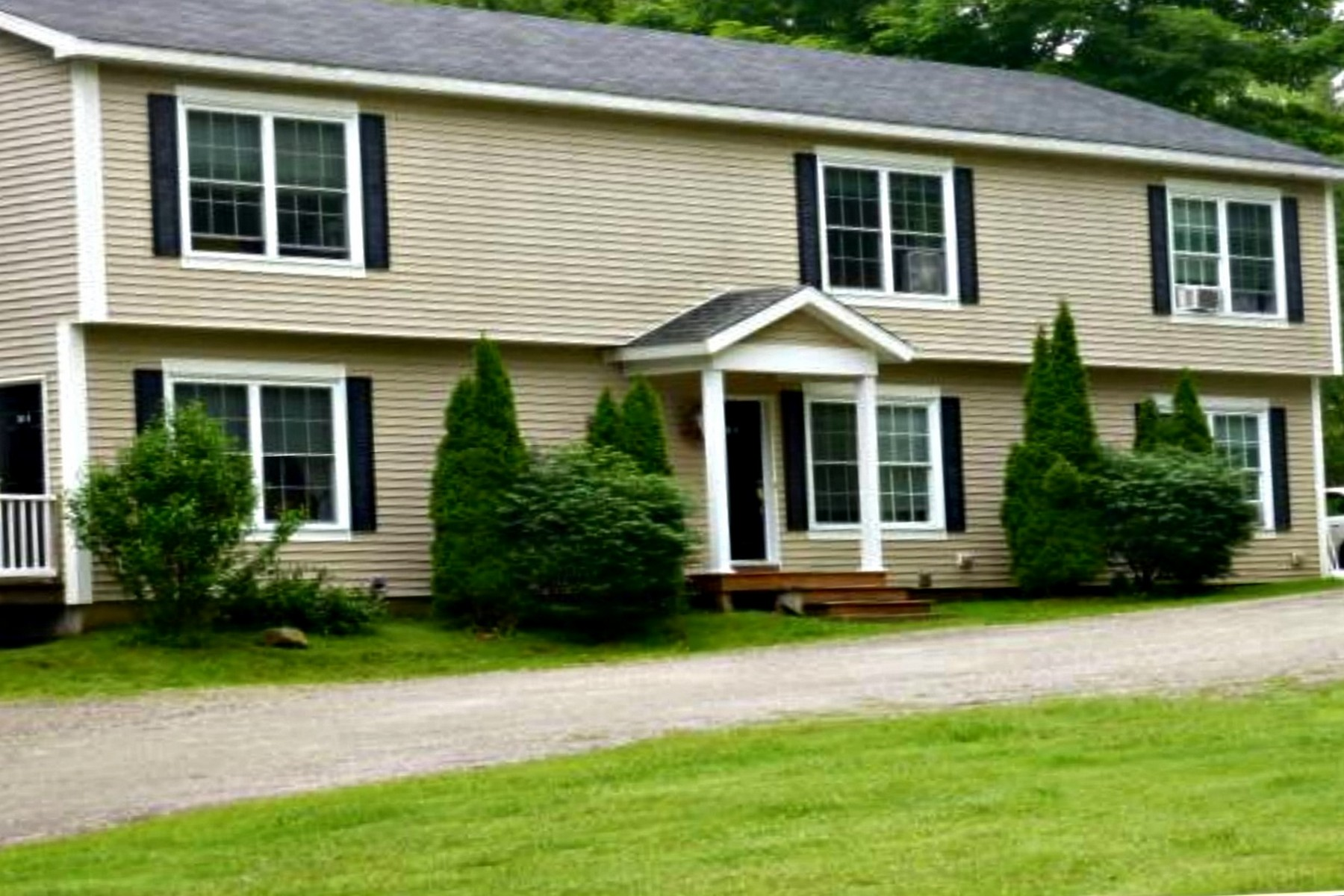Multi-Family Homes for Sale at 16 Burnt Meadow Road, Peru 16 Burnt Meadow Rd Peru, Vermont 05152 United States