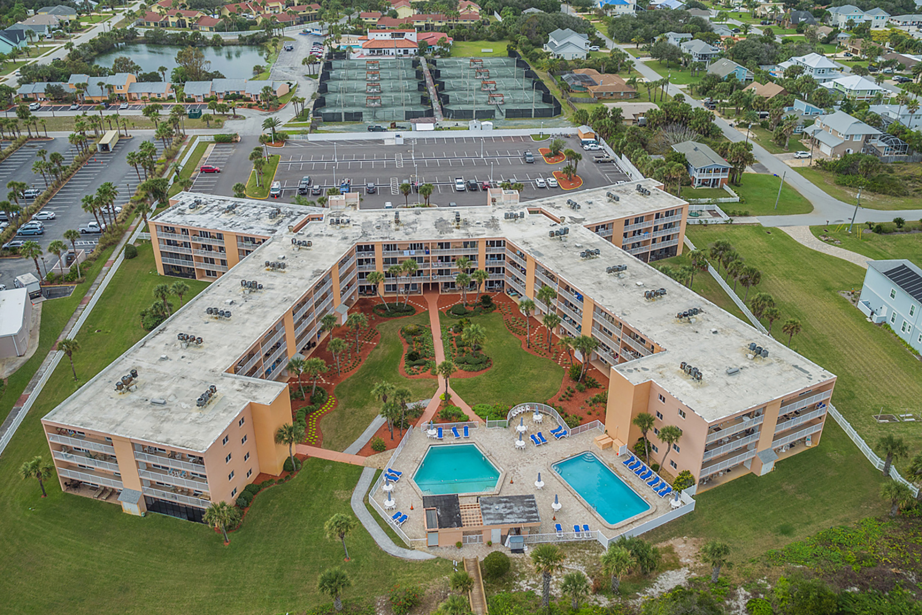 Condominiums for Sale at 4 Ocean Trace #319 St. Augustine, Florida 32080 United States