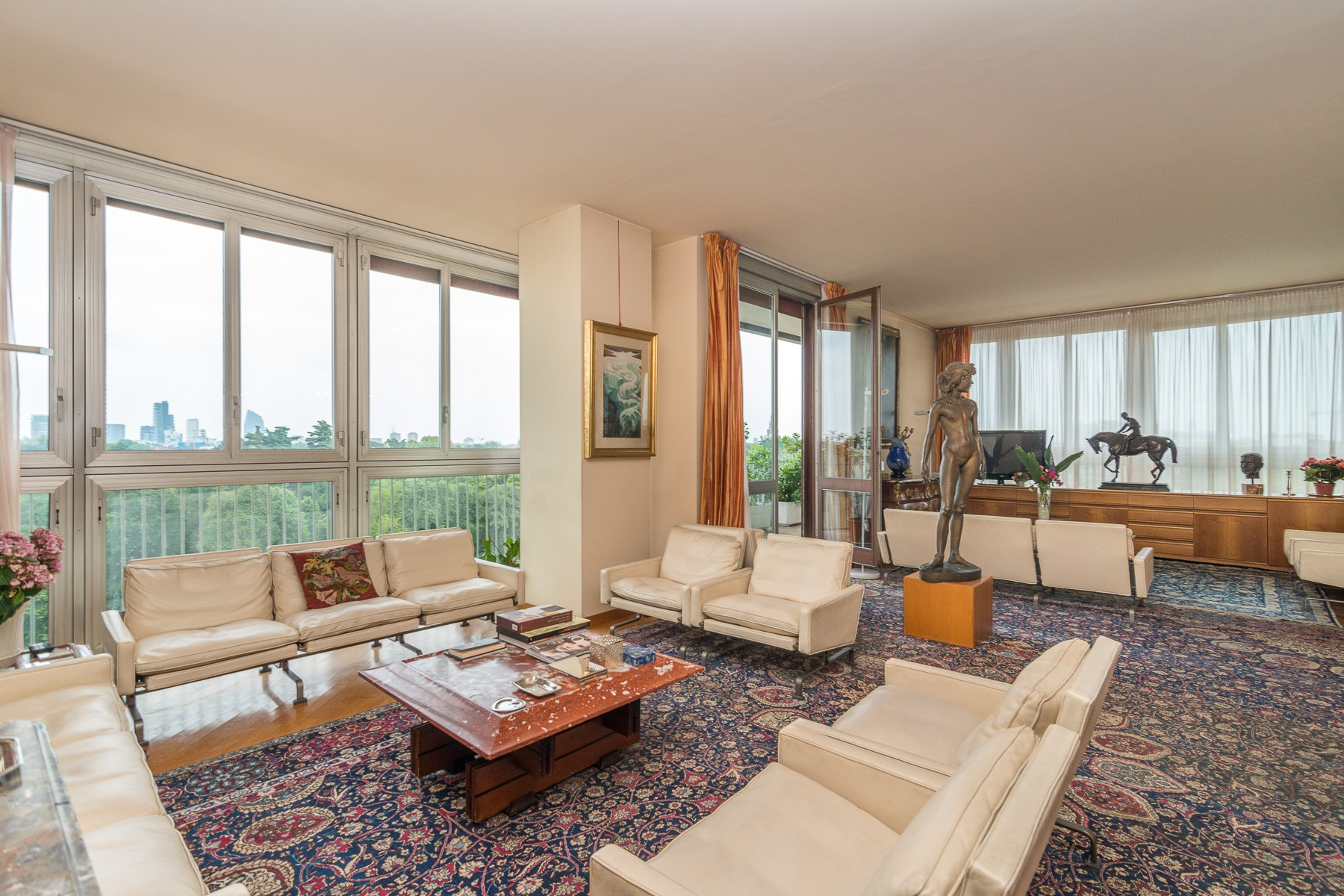 Apartment for Sale at Panoramic apartment with views of the park Via Revere Milano, Milan, 20100 Italy