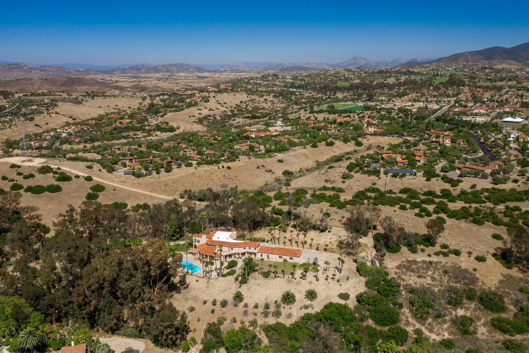 Land for Sale at 17398 Calle Serena Rancho Santa Fe, California 92067 United States