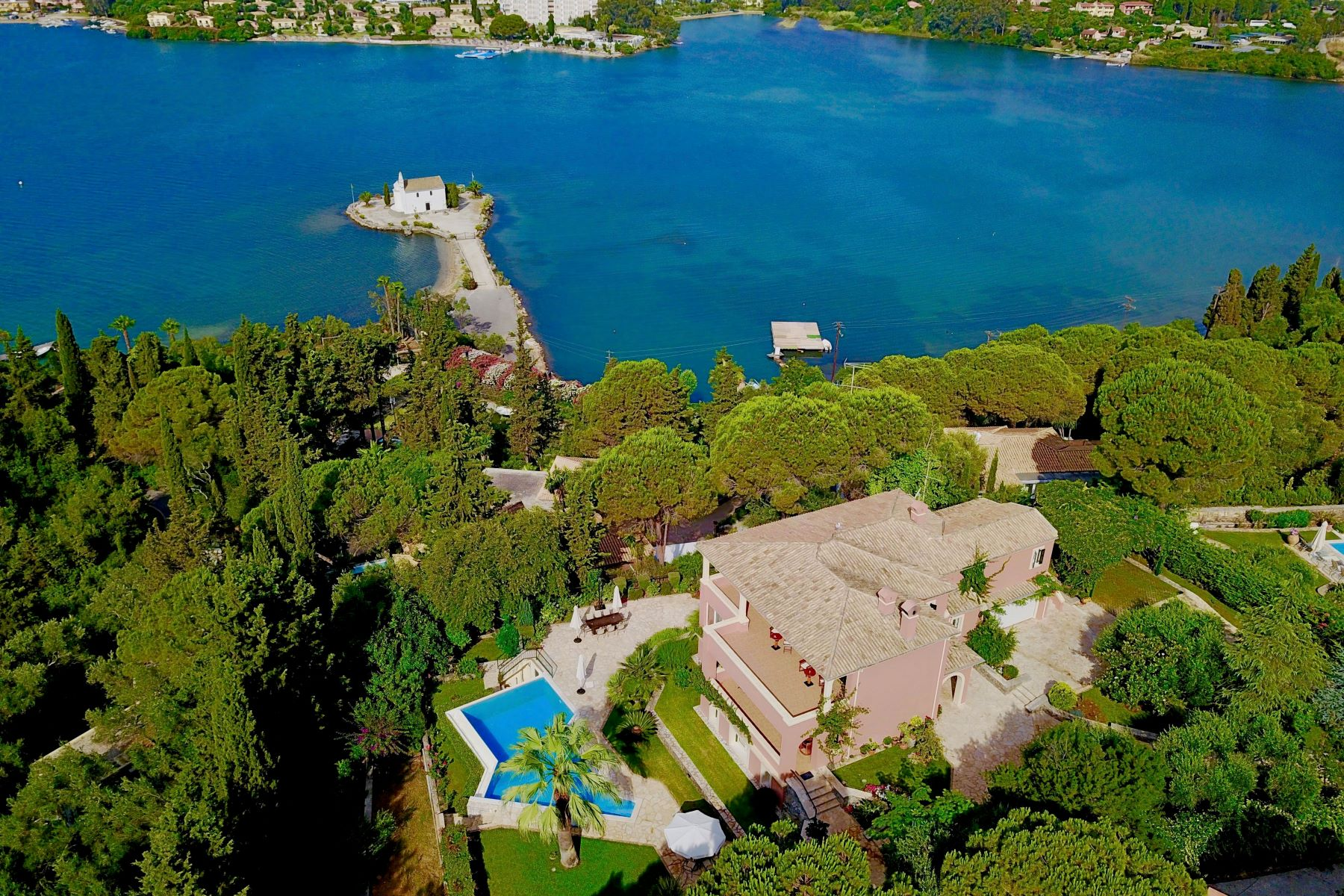 واحد منزل الأسرة للـ Sale في Eden Kommeno Eden, Corfu, Ionian Islands, 49100 Greece
