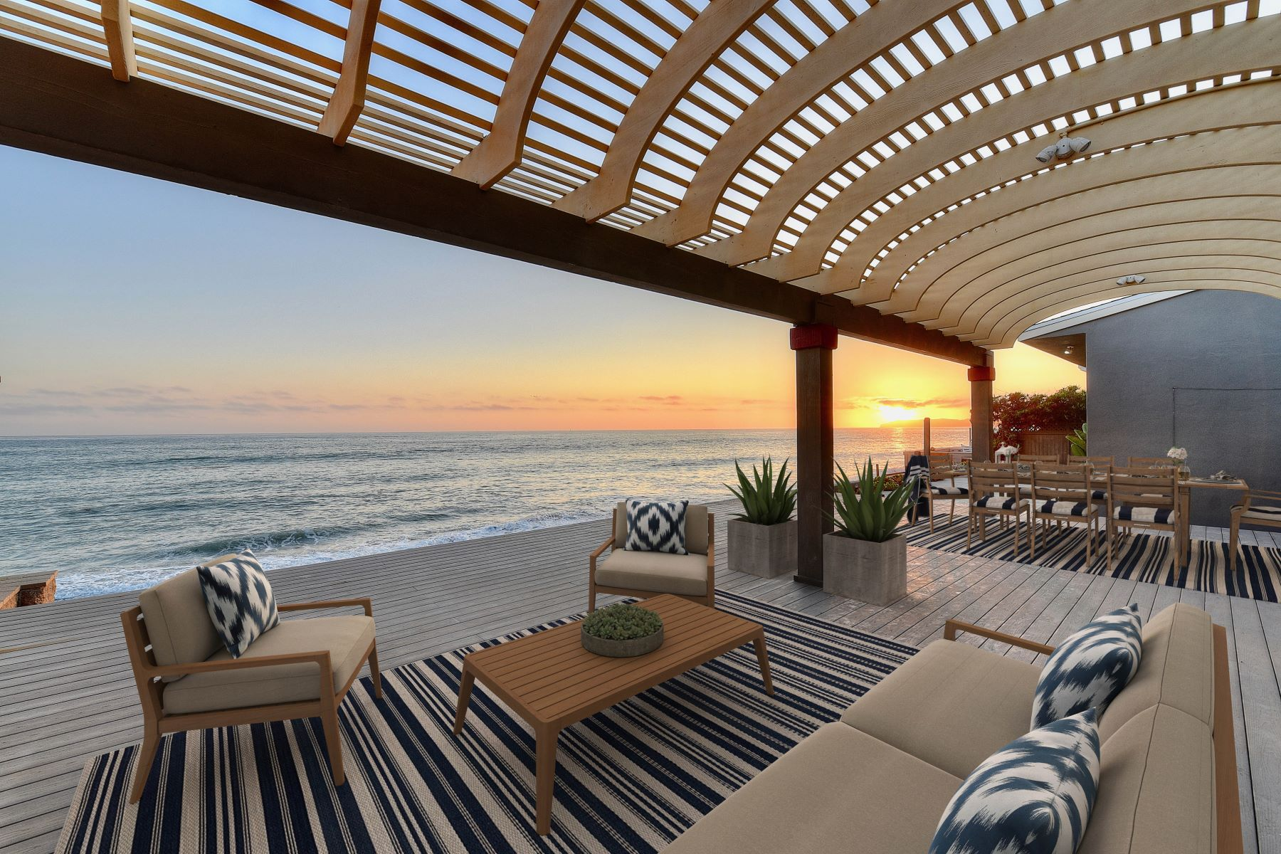 Single Family Homes for Sale at 35745 Beach Road Dana Point, California 92624 United States