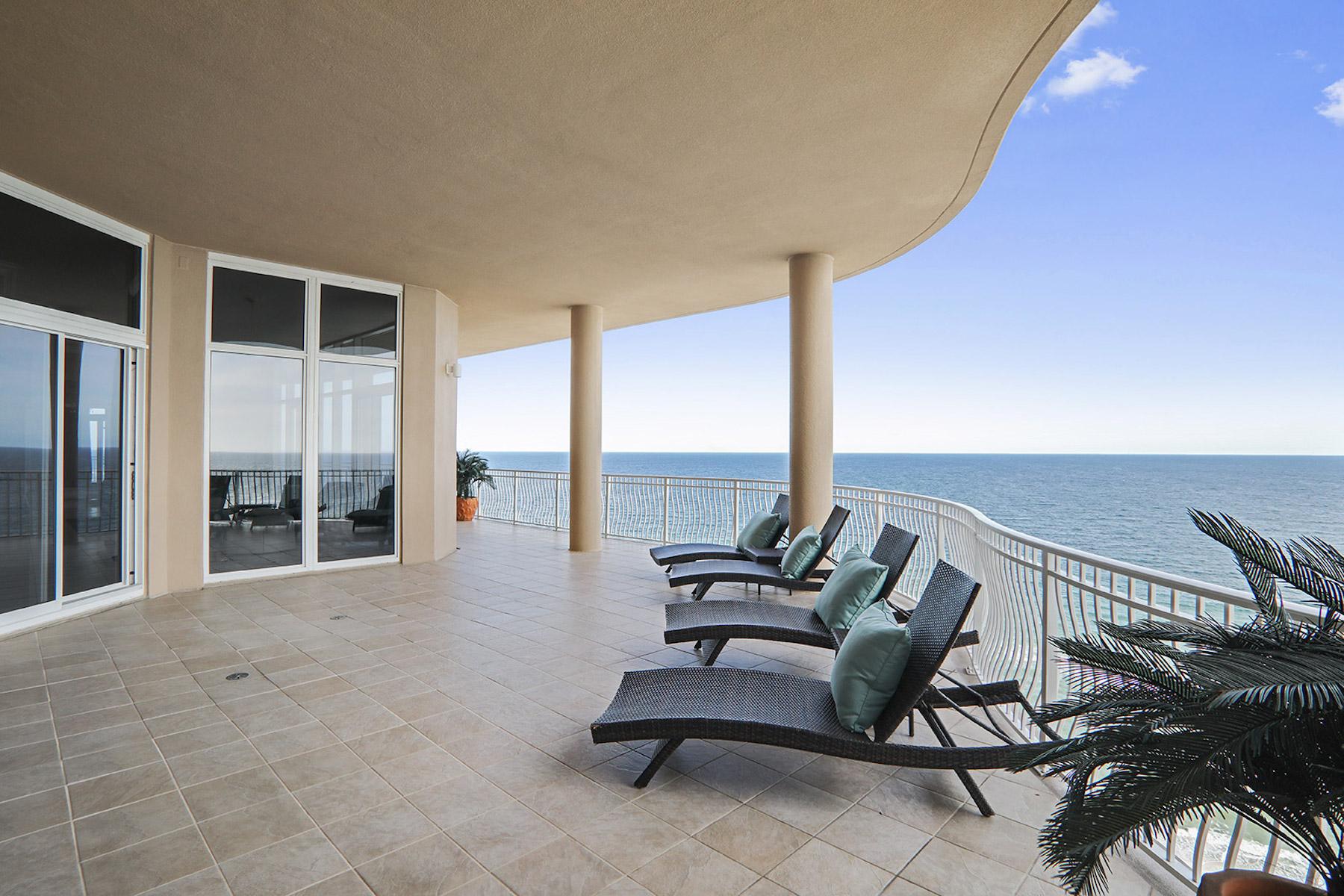 Кондоминиум для того Продажа на La Riva 14237 Perdido Key Drive Pensacola, Флорида, 32507 Соединенные Штаты