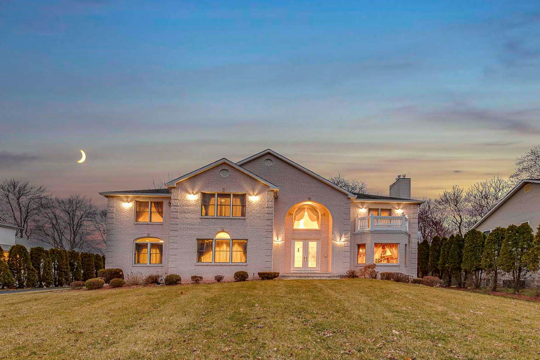 Single Family Homes for Active at Luxury Home 720 Pascack Rd Paramus, New Jersey 07652 United States