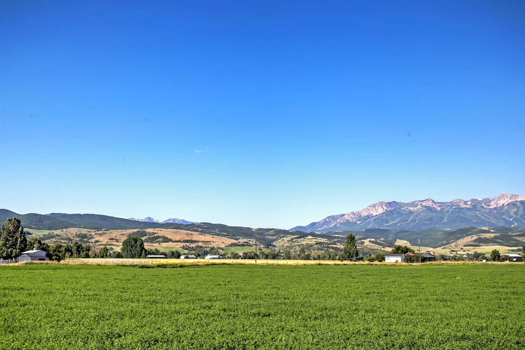 Land for Sale at 21 Prime Acres Potentially 6 Building Lots 403 South 8600 East Huntsville, Utah, 84317 United States