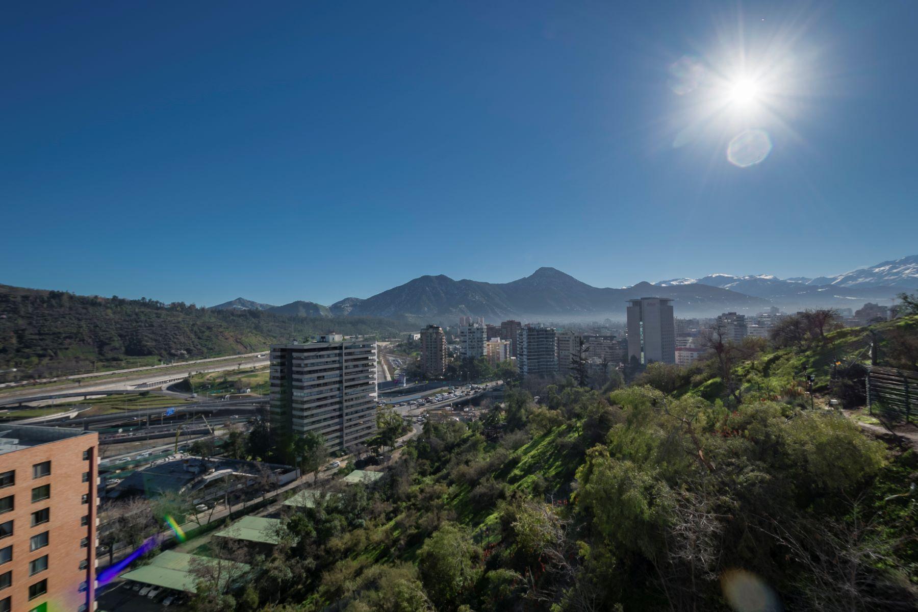 Departamento por un Alquiler en Exclusivo Departamento en Torre de Lujo Junto a Club de Golf Santiago, Region Metropolitana De Santiago Chile
