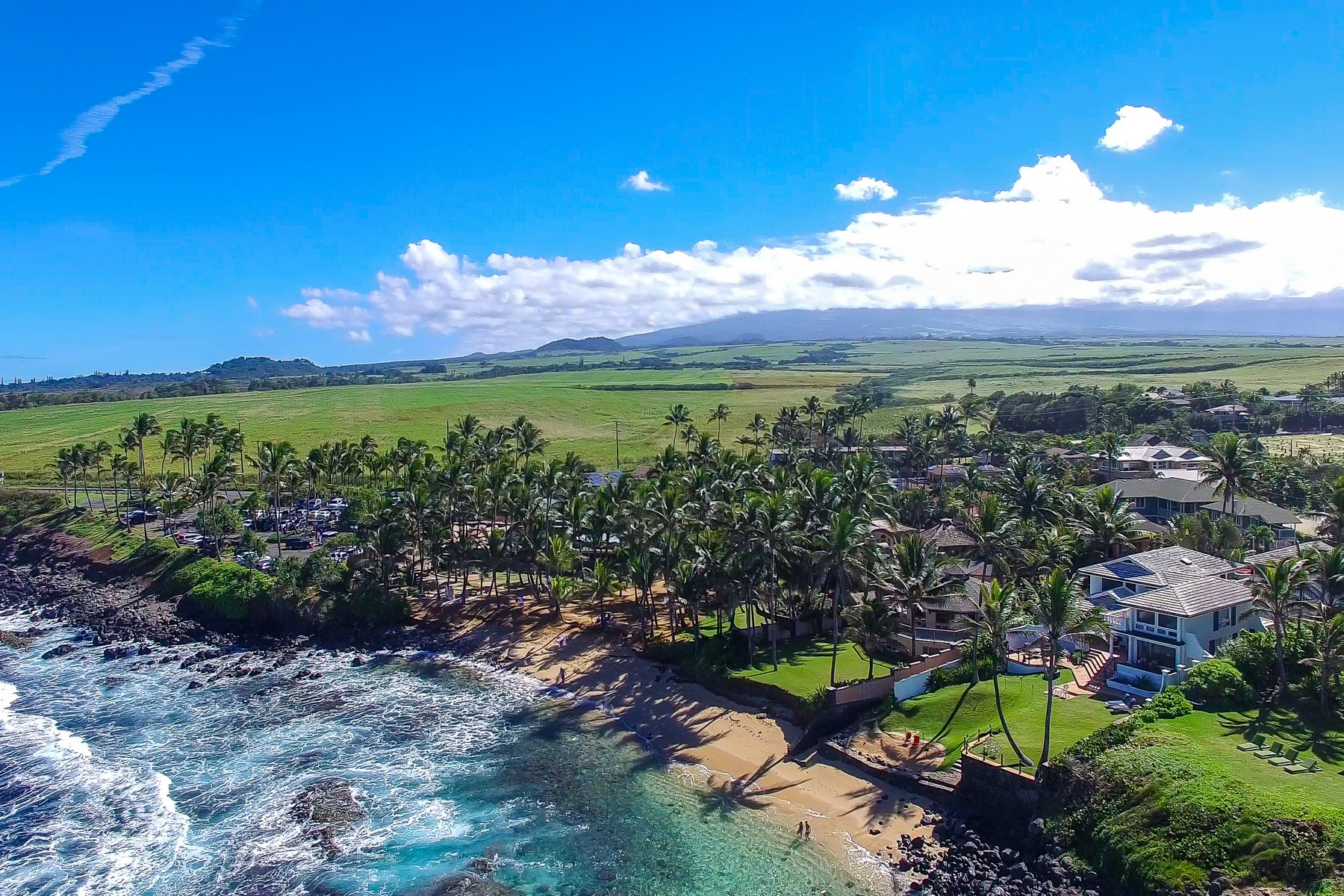 Property for Active at Maui Premier Ocean Front 131 Aleiki Place Paia, Hawaii 96779 United States