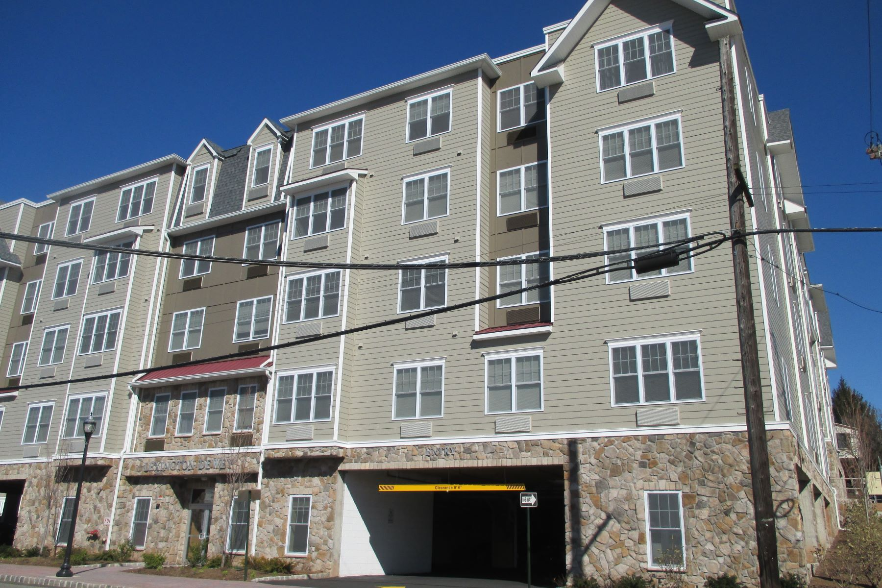 شقة للـ Rent في Lexington Dewey 297 Palisade Ave. #506-F, Bogota, New Jersey, 07603 United States