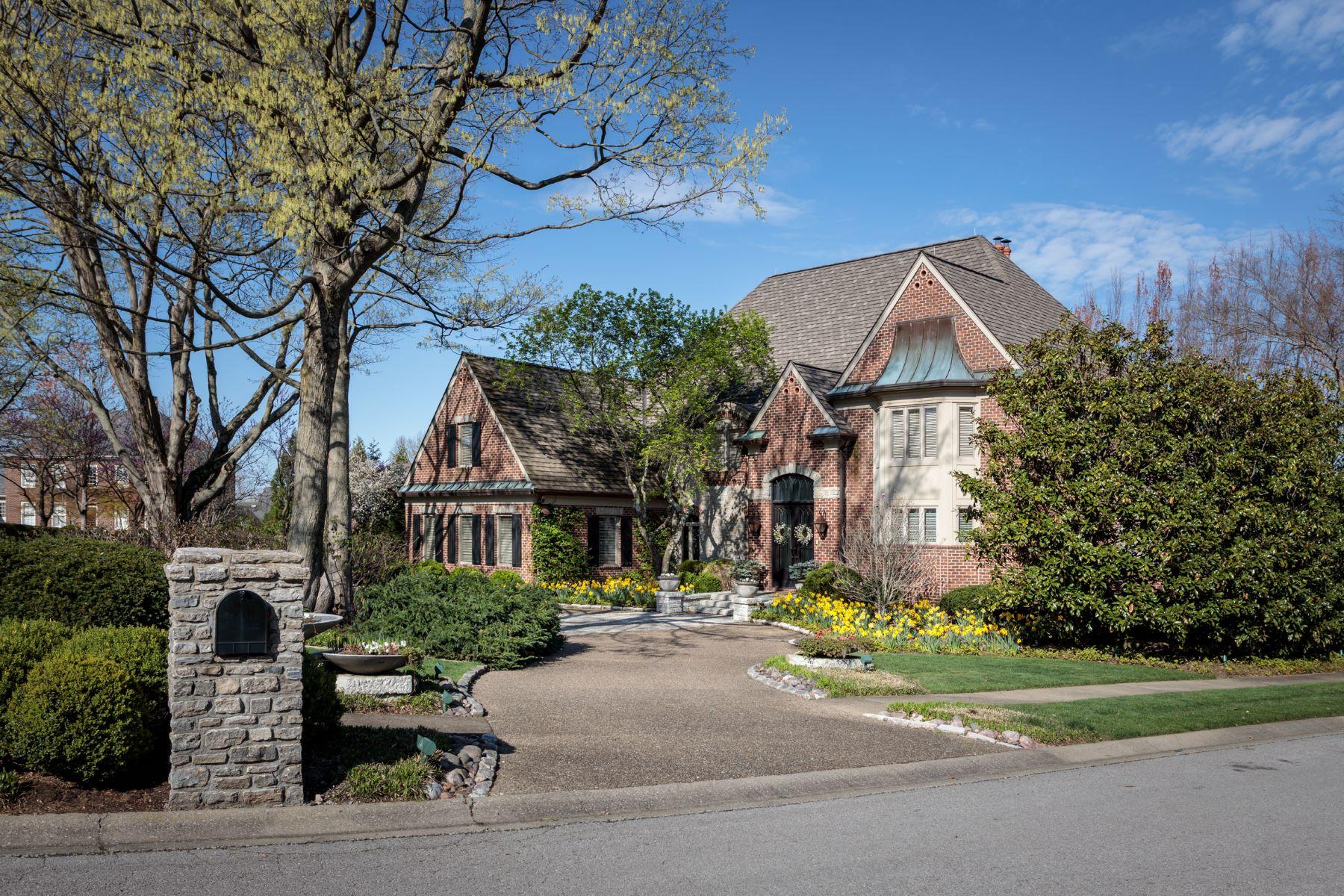 Single Family Homes por un Venta en 1884 Honey Spring Place Lexington, Kentucky 40502 Estados Unidos