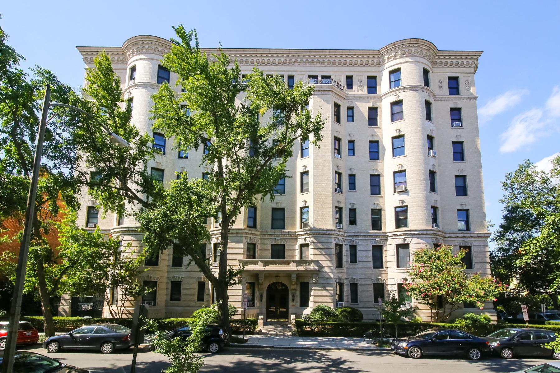 Condomínio para Venda às 2220 20th Street Nw 65, Washington Washington, Distrito De Columbia, 20009 Estados Unidos