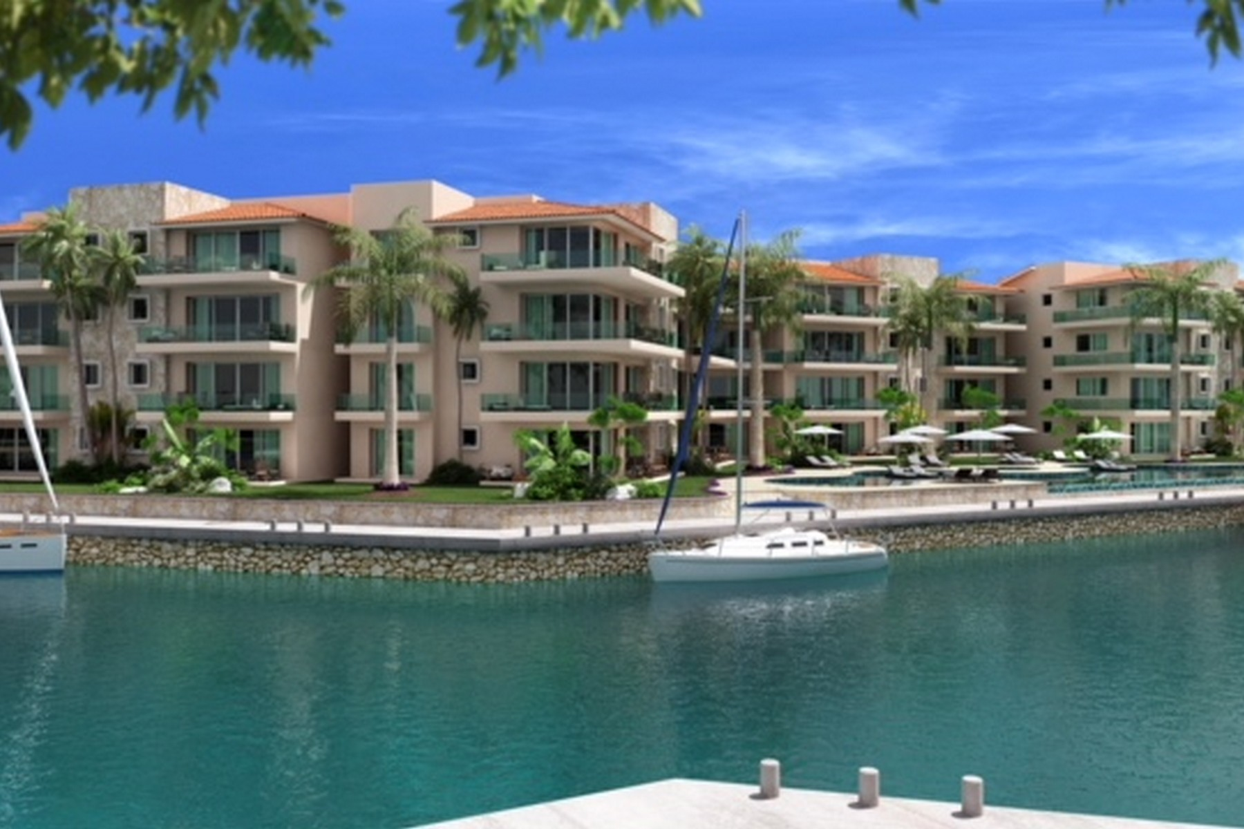 Condominium for Sale at MARINA AND GOLF COURSE CONDOMINIUM Marina and golf course condominium Lot 9, Mza 37 Puerto Aventuras, 77733 Mexico