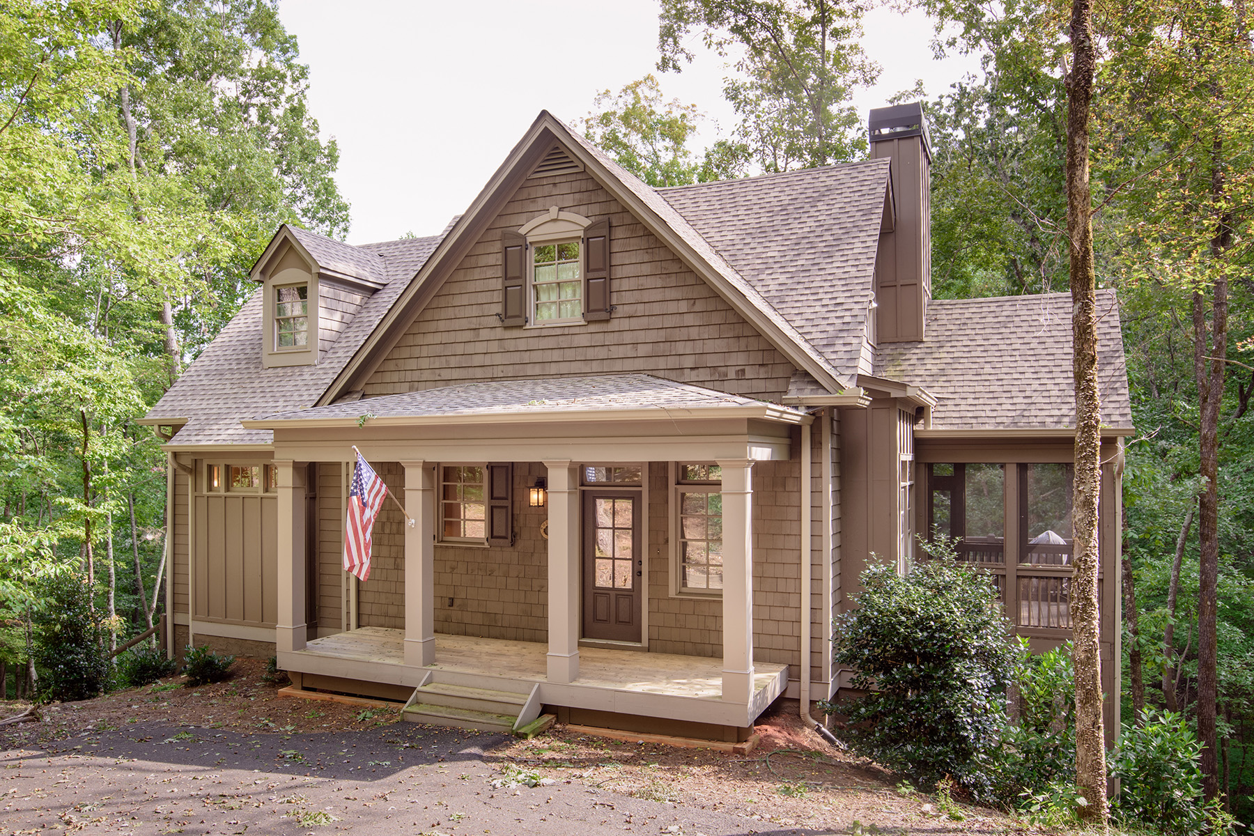 Single Family Home for Rent at Like New Rental Home In Big Canoe 170 Pine Knoll Big Canoe, Georgia 30143 United States