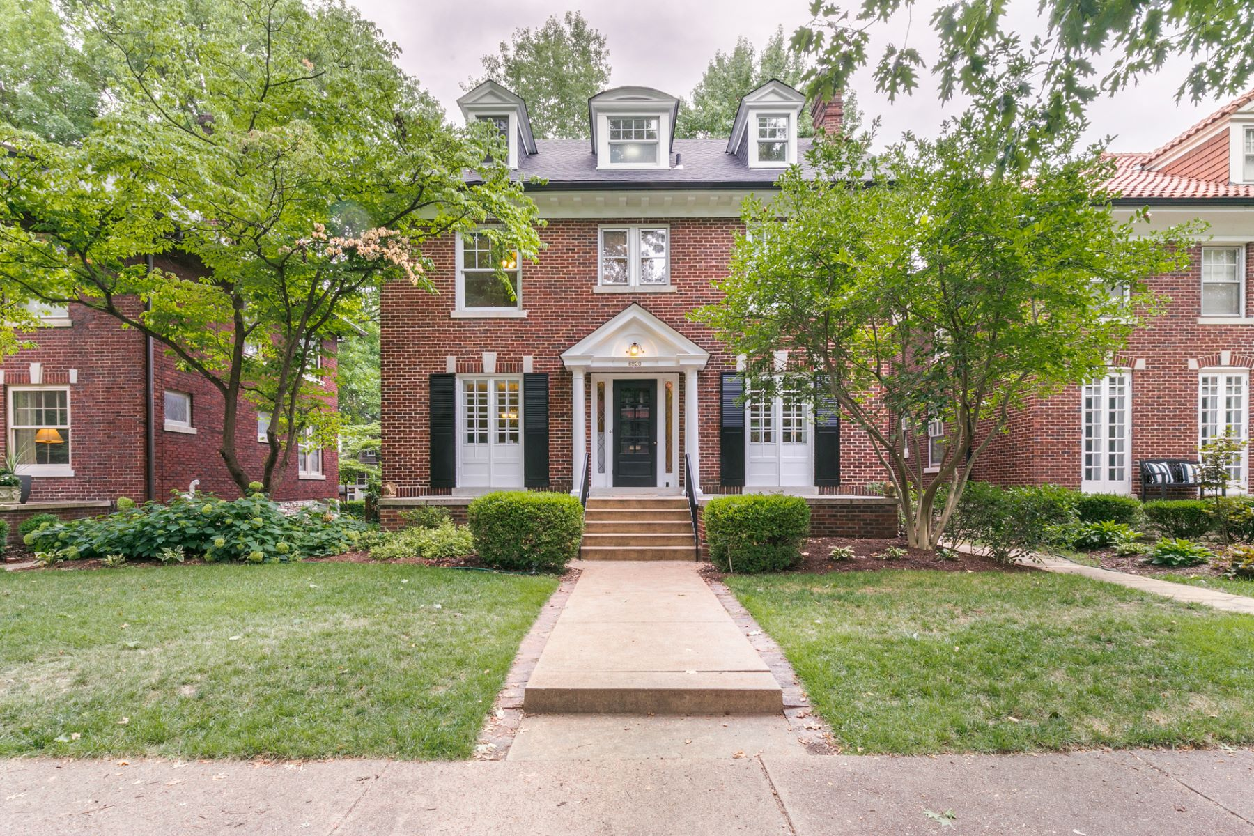 Single Family Home for Sale at Waterman Ave 6920 Waterman Ave St. Louis, Missouri 63130 United States