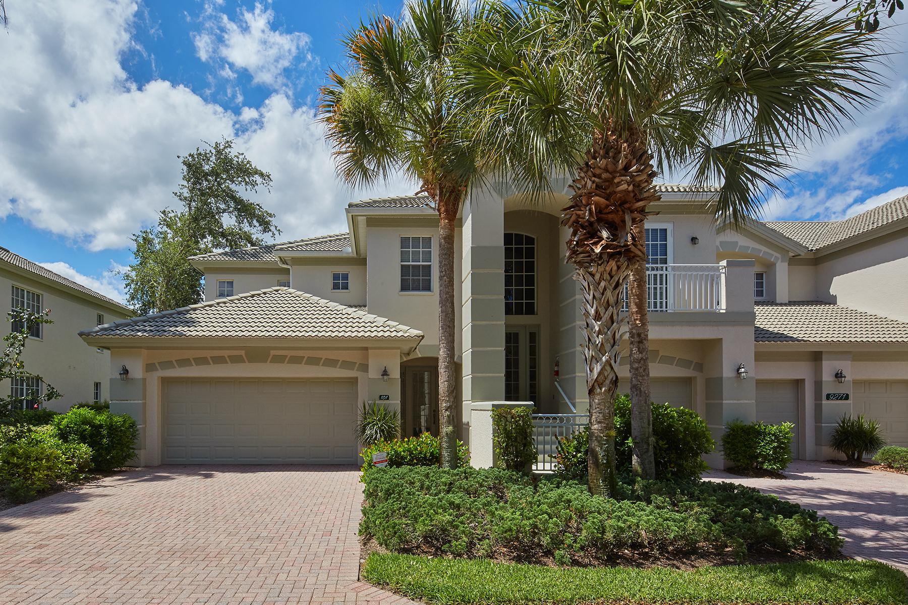Condominiums für Verkauf beim 9271 Indigo Isle Court , 101, Estero, Florida 34135 Vereinigte Staaten