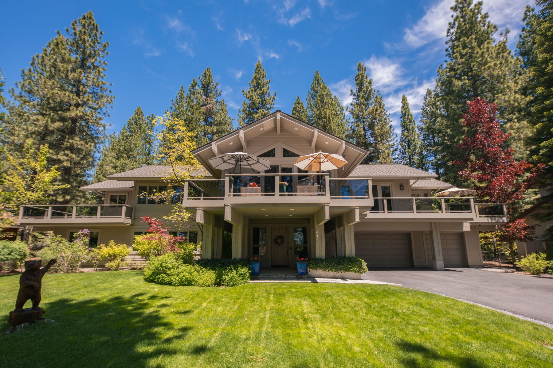 Single Family Homes por un Venta en 872 Lakeshore Blvd., Incline Village, Nevada 872 Lakeshore Blvd. Incline Village, Nevada 89451 Estados Unidos