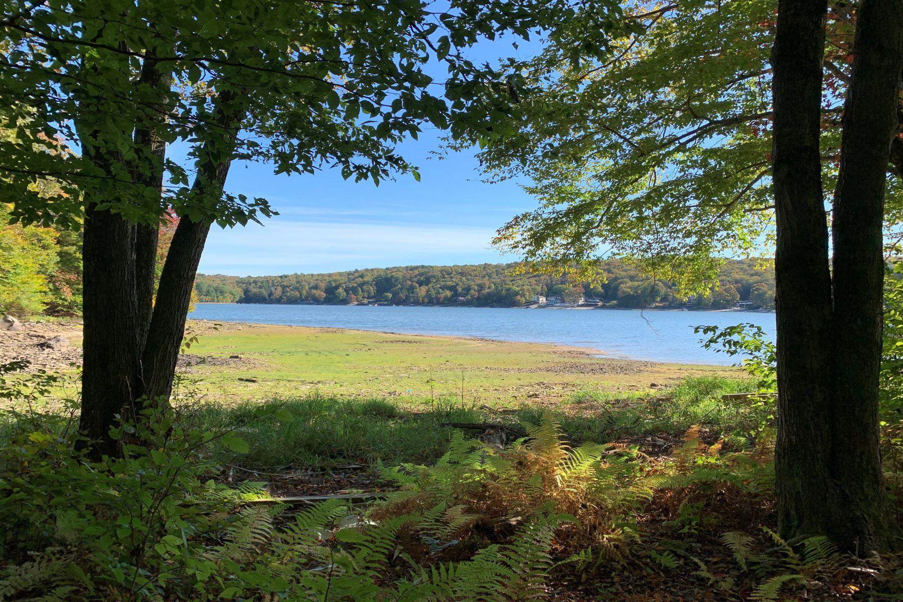 Land for Sale at Gorgeous Swinging Bridge Lakefront Lot 24 Woodstone Trail Bethel, New York 12720 United States