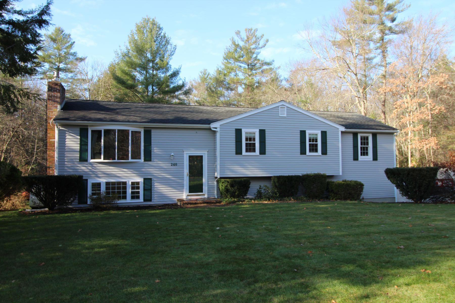 Maison unifamiliale pour l à vendre à Hanover Cud-de-sac 240 Old Farm Rd., Hanover, Massachusetts, 02339 États-Unis