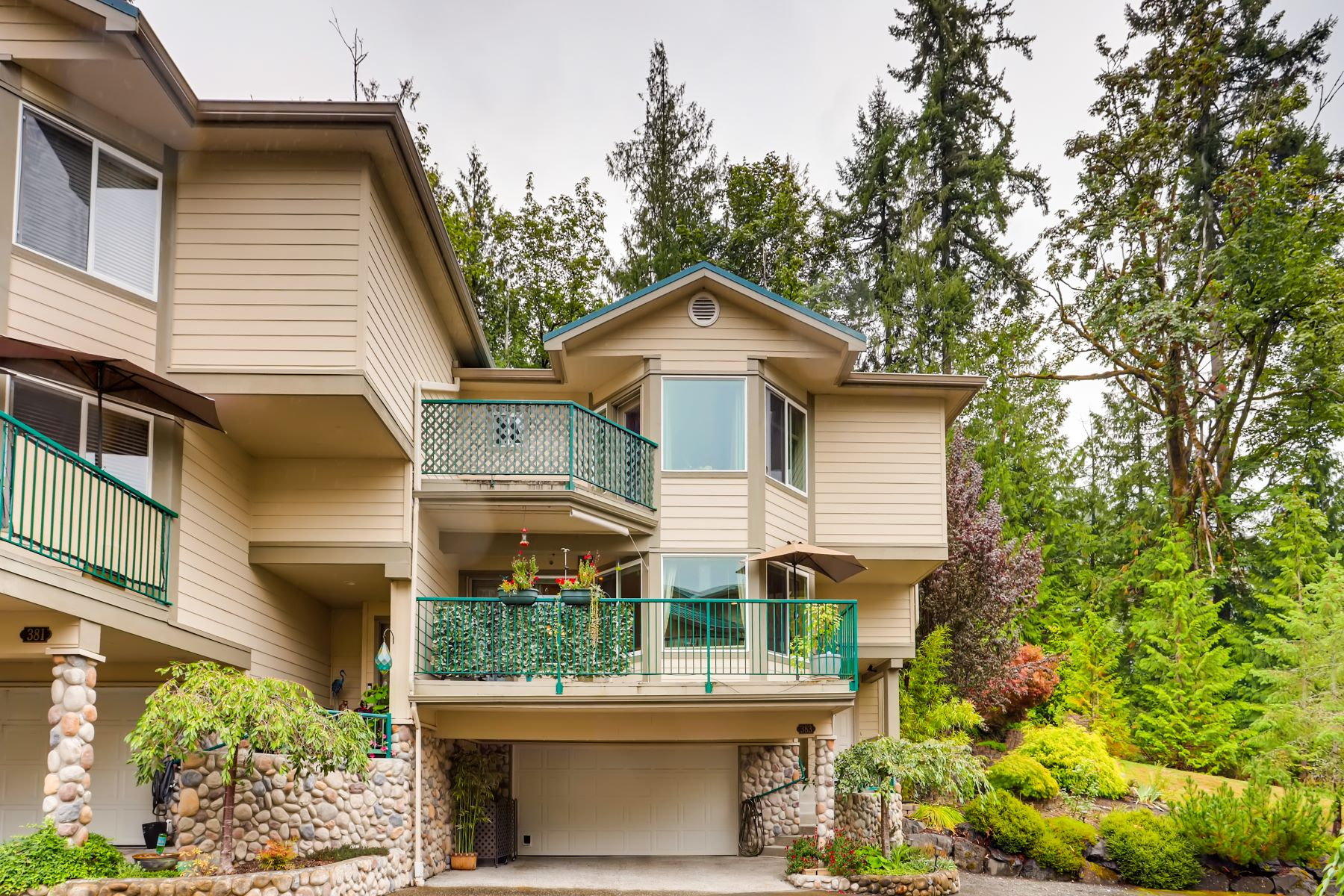 Condominiums for Sale at Squak Mountain Living 383 NW 12th Ave Issaquah, Washington 98027 United States