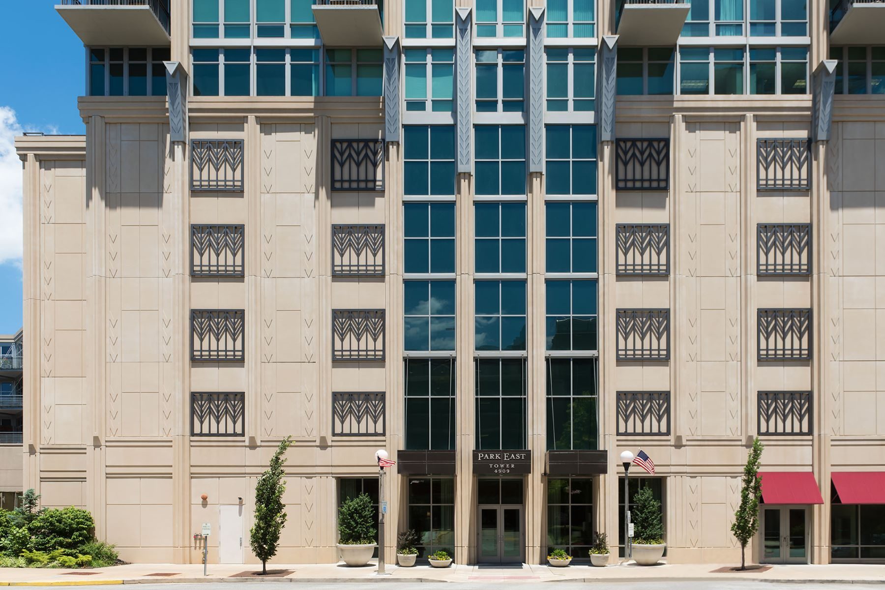 Condominium for Sale at Laclede Ave 4909 Laclede Ave # 1001 St. Louis, Missouri, 63108 United States