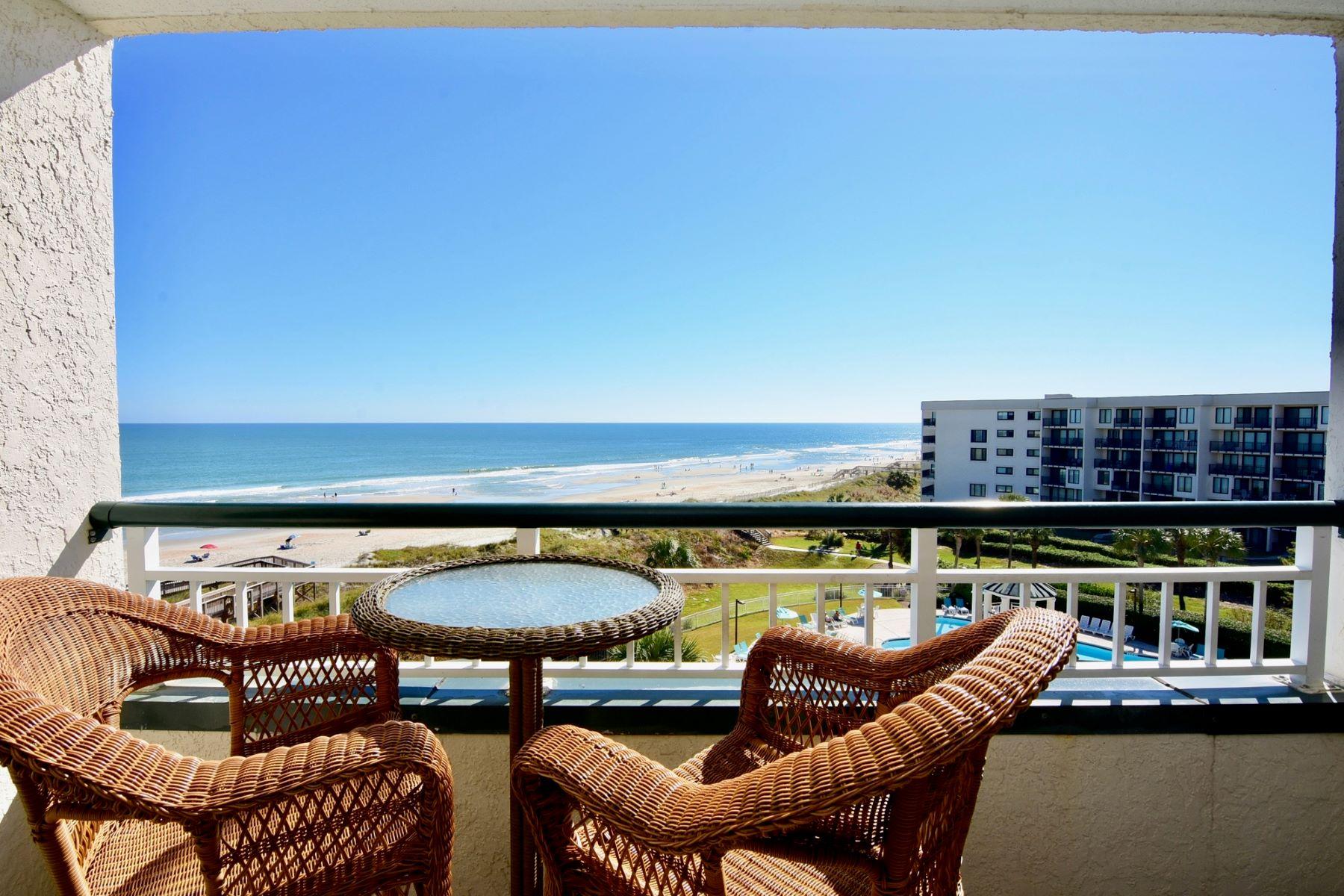 شقة بعمارة للـ Sale في 601 Retreat Beach Circle, 505, Pawleys Island, SC 601 Retreat Beach Circle Cir 505, Pawleys Island, South Carolina, 29585 United States
