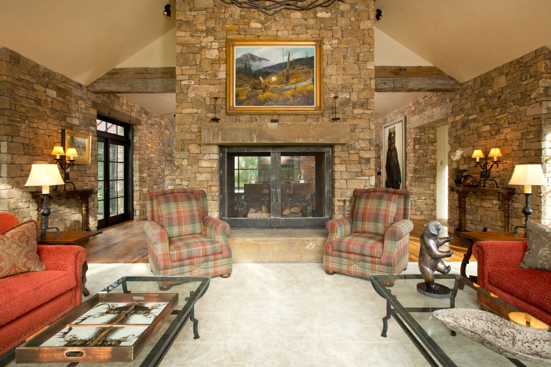 Additional photo for property listing at Shooting Star Home 6940 Jensen Canyon Rd Teton Village, Wyoming 83025 United States