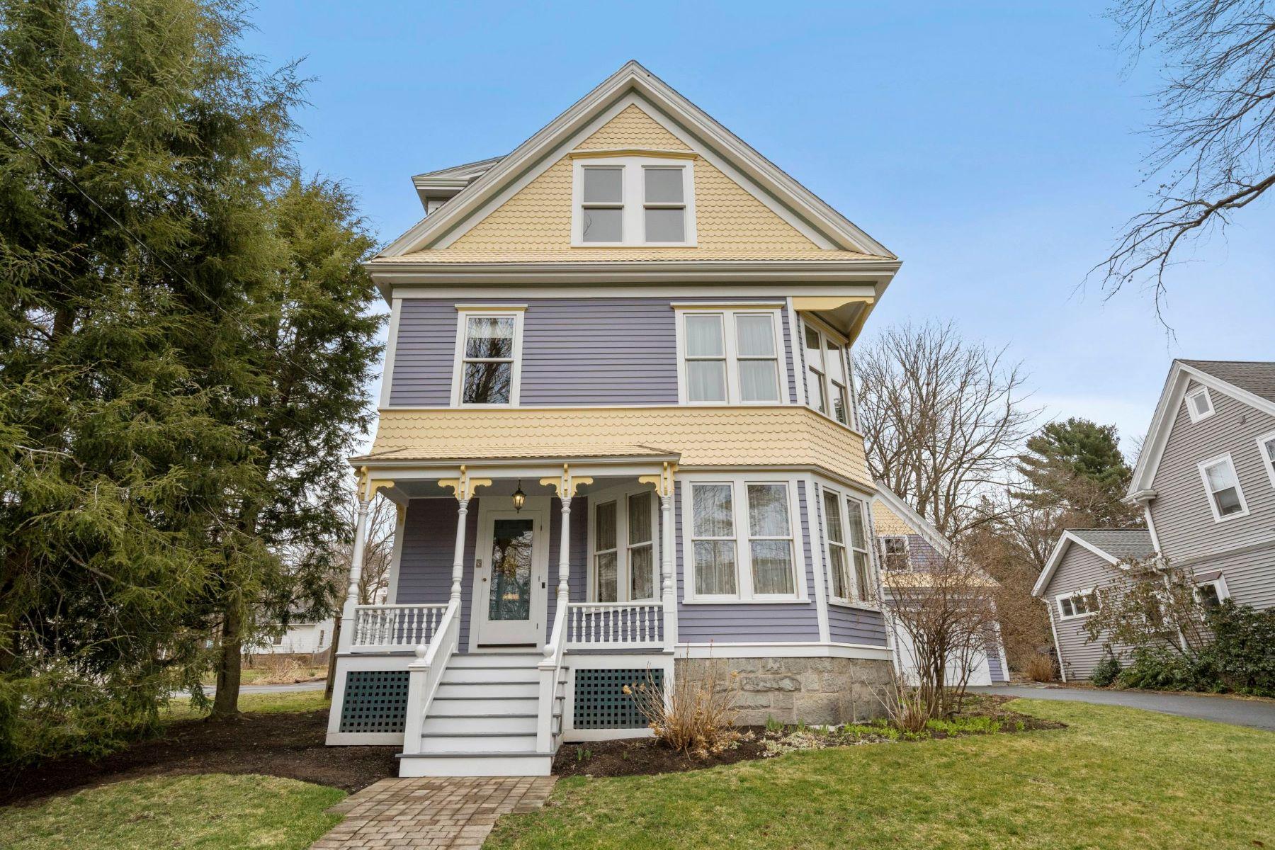 Single Family Homes για την Πώληση στο Natick, Μασαχουσετη 01760 Ηνωμένες Πολιτείες