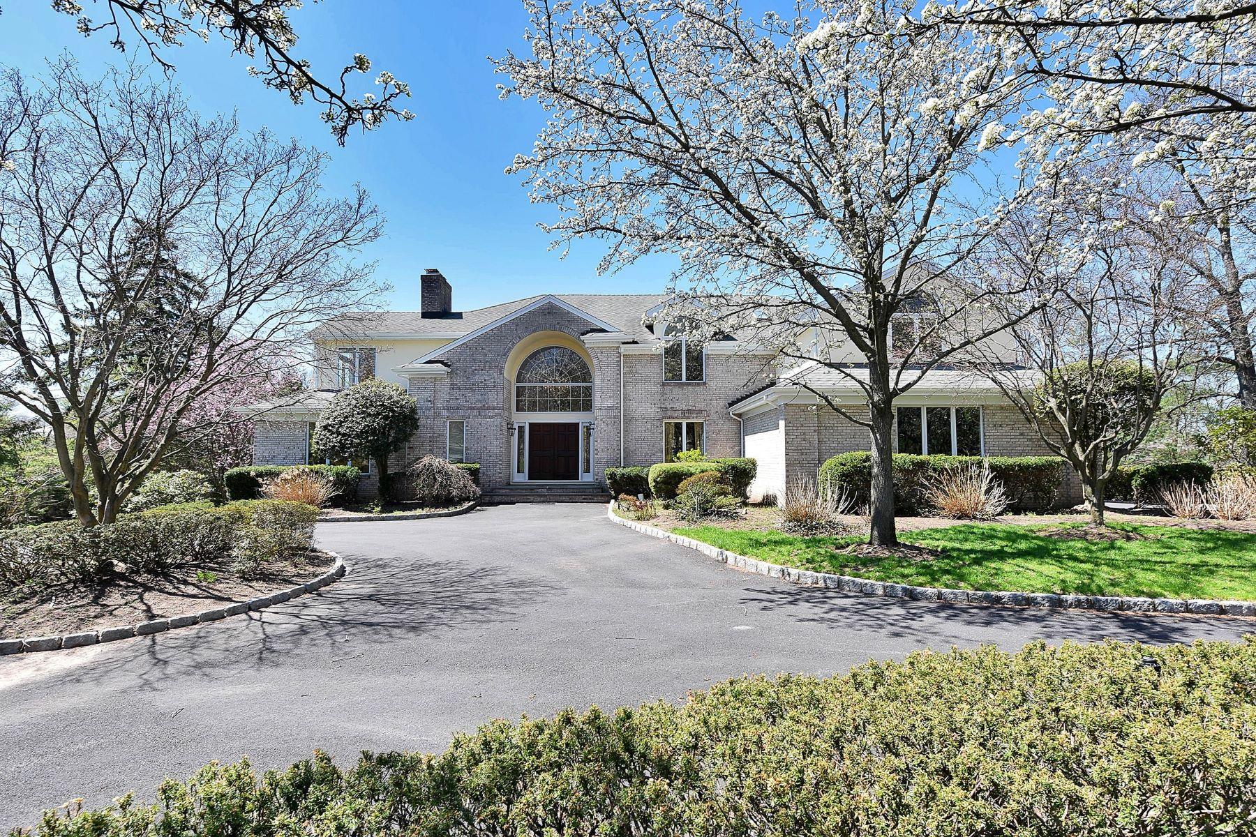 Casa Unifamiliar por un Venta en Exclusive Tammybrook Hills 2 N Pond Rd, Cresskill, Nueva Jersey 07626 Estados Unidos