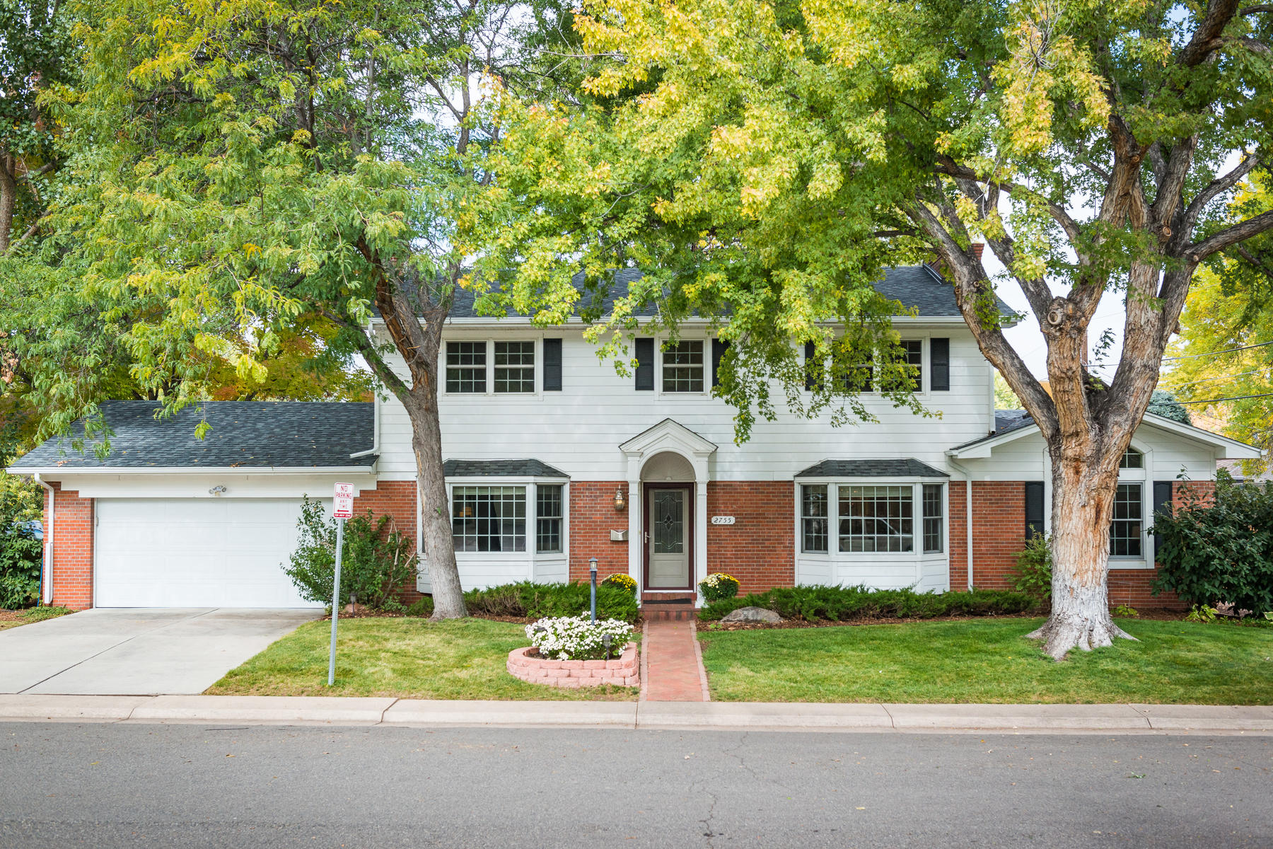 Single Family Home for Active at Exquisitely Renovated Two-Story Traditional Colonial On Large Corner Lot 2755 E Cornell Ave Denver, Colorado 80210 United States