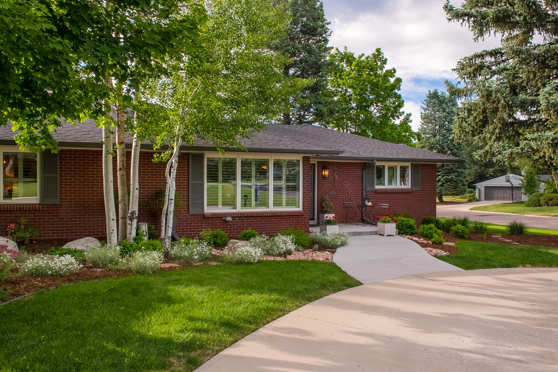 Single Family Home for Active at Live in the Highly Sought After Cherry Hills Heights Neighborhood 3205 South Gregg Court Denver, Colorado 80210 United States