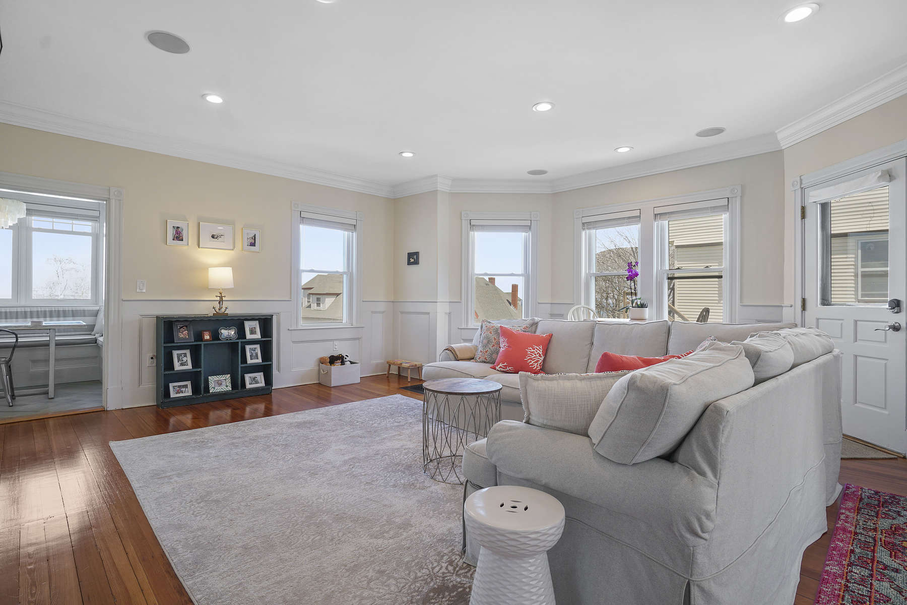 Single Family Home for Active at Beautifully Updated Victorian With Ocean Views 44 Prospect Ave Winthrop, Massachusetts 02152 United States