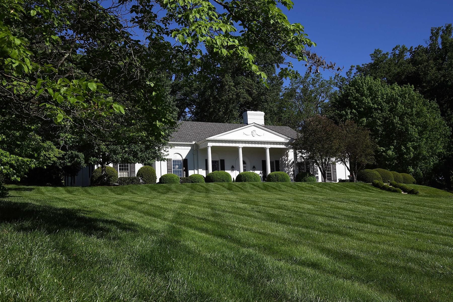 Single Family Homes por un Venta en JOHNSON CITY 705 N Mountain View Cir, Johnson City, Tennessee 37601 Estados Unidos