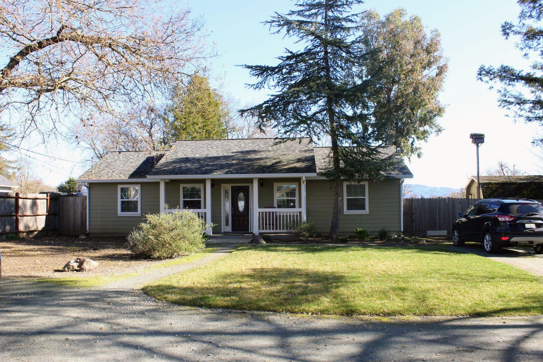 Single Family Homes for Sale at Hidden Jewel 1245 Eva Avenue Santa Rosa, California 95407 United States